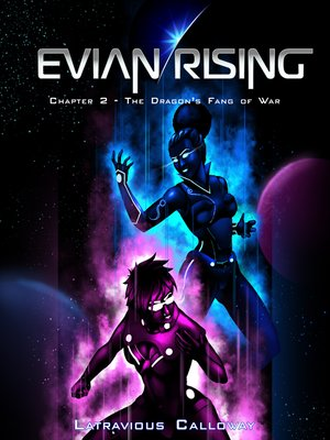 cover image of Evian Rising Chapter 2