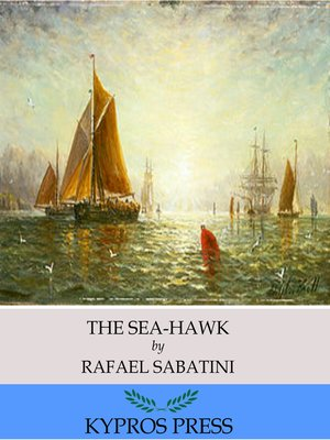 cover image of The Sea-Hawk