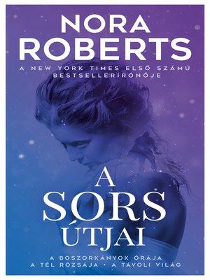 cover image of A sors útjai