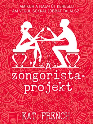 cover image of A zongoristaprojekt