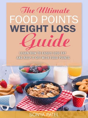 cover image of The Ultimate Food Points Weight Loss Guide