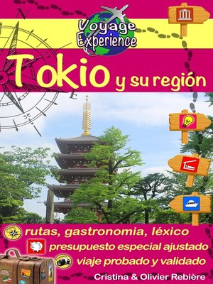 cover image of Tokio y su región