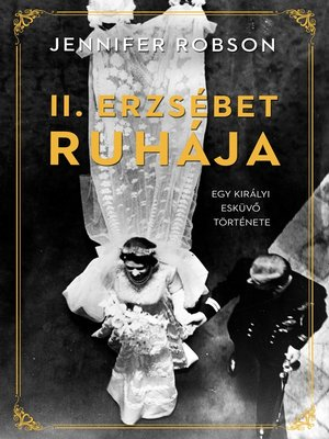 cover image of II. Erzsébet ruhája