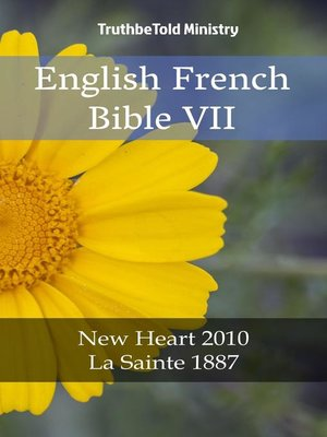 cover image of English French Bible VII