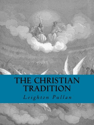 cover image of The Christian Tradition