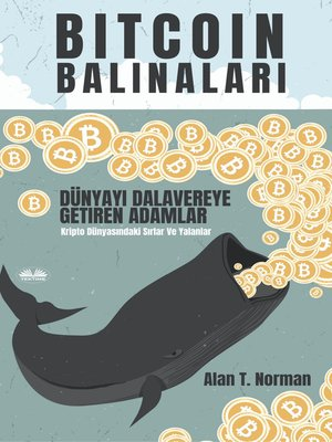 cover image of Bitcoin Balinaları