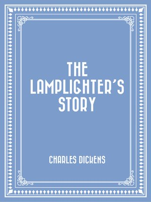 cover image of The Lamplighter's Story