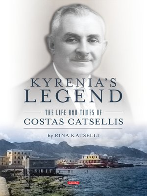 cover image of Kyrenia's Legend