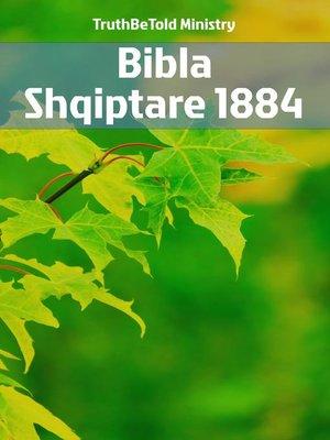 cover image of Bibla Shqiptare 1884