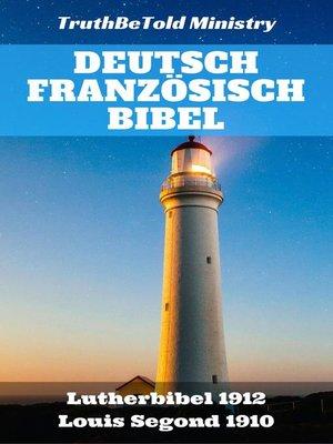 cover image of Deutsch Französisch Bibel