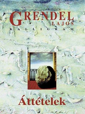 cover image of Áttételek