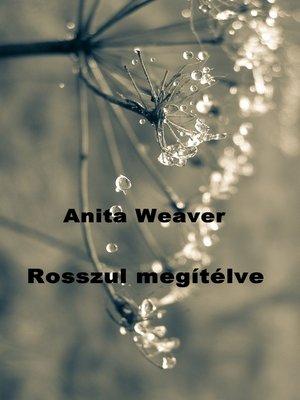 cover image of Rosszul megítélve