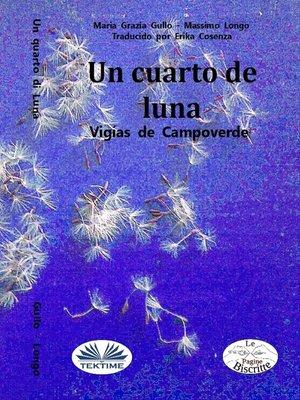 cover image of Un Cuarto De Luna