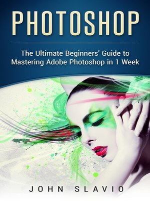 cover image of Photoshop