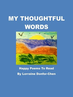 cover image of My Thoughtful Words