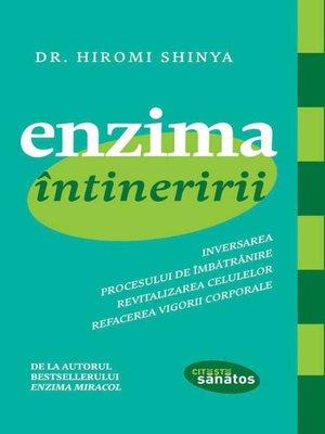 cover image of Enzima întineririi