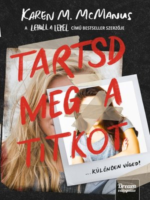 cover image of Tartsd meg a titkot