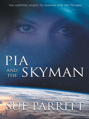 cover image of Pia and the Skyman