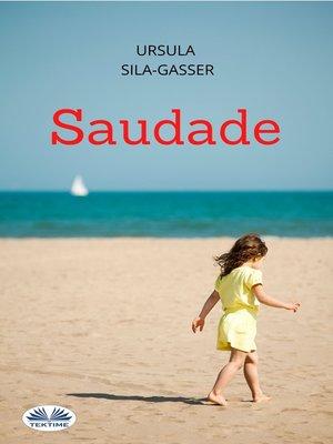 cover image of Saudade