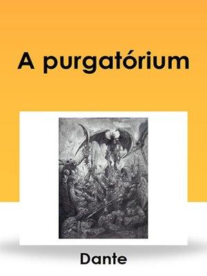 cover image of A purgatórium