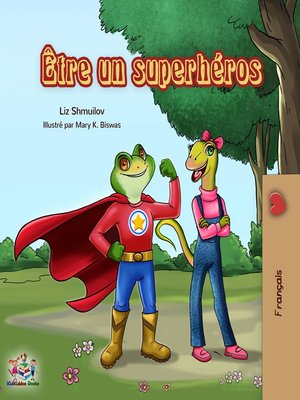 cover image of Être un superhéros