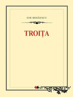 cover image of Troița