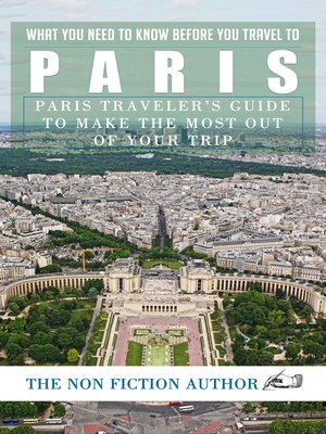 cover image of What You Need to Know Before You Travel to Paris