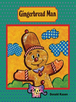 cover image of Gingerbread Man