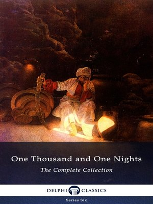 cover image of One Thousand and One Nights - Complete Arabian Nights Collection