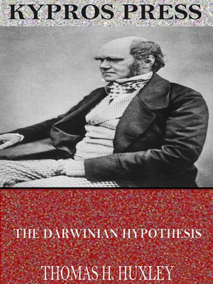 cover image of The Darwinian Hypothesis