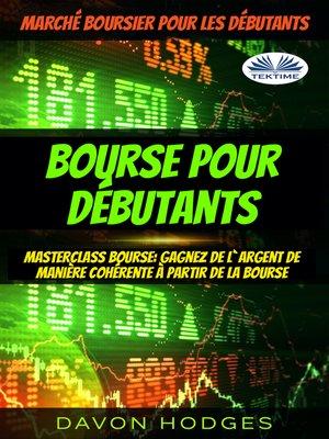 cover image of Bourse Pour Débutants