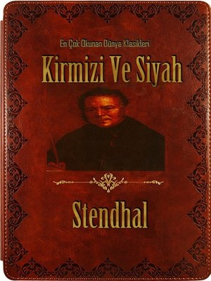 cover image of Kirmizi ve Siyah