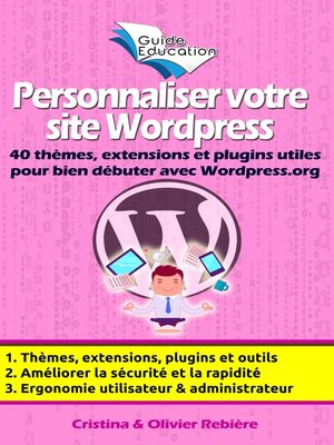 cover image of Personnaliser votre site Wordpress