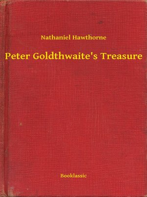 cover image of Peter Goldthwaite's Treasure