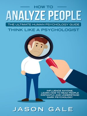 cover image of How to Analyze PeopleThe Ultimate Human Psychology Guide Think Like a Psychologist