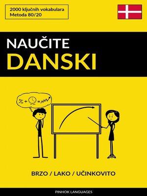 cover image of Naučite Danski--Brzo / Lako / Učinkovito