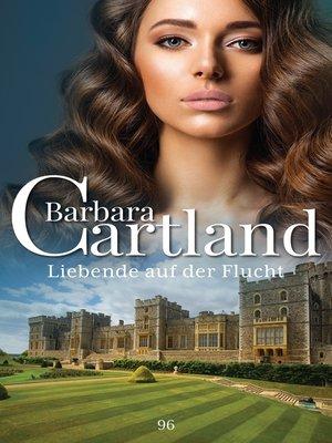 cover image of Liebende auf der Flucht