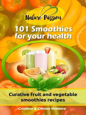 cover image of 101 Smoothies for your health