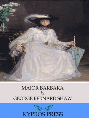 cover image of Major Barbara