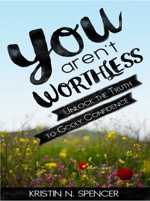 cover image of You Aren't Worthless