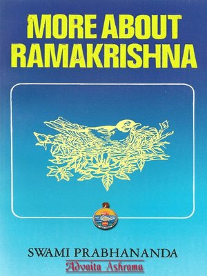 cover image of More About Ramakrishna