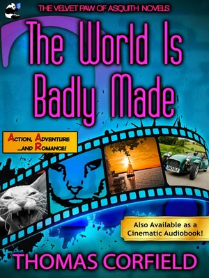 cover image of The World Is Badly Made