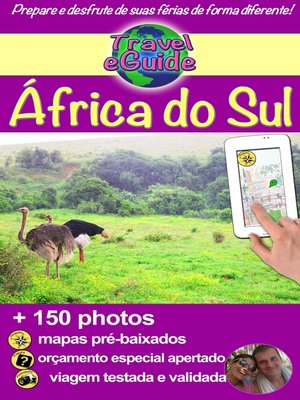 cover image of Travel eGuide: África do Sul