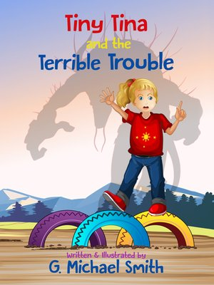 cover image of Tiny Tina and the Terrible Trouble