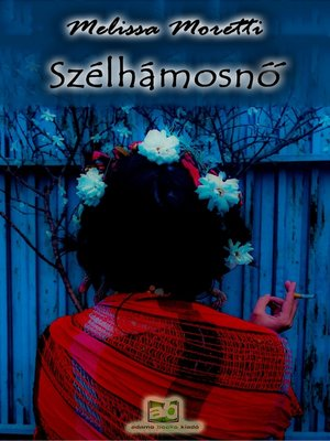 cover image of Szélhámosnő