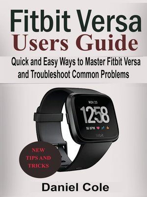 cover image of Fitbit Versa Users Guide