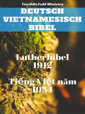 cover image of Deutsch Vietnamesisch Bibel
