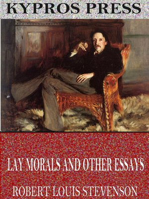 cover image of Lay Morals and Other Essays