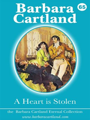 cover image of A Heart is Stolen