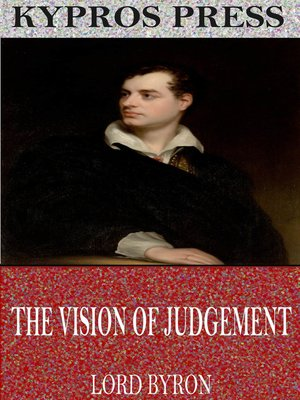 cover image of The Vision of Judgement
